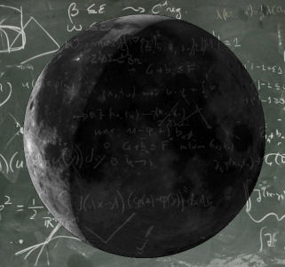 Moon phase calculation
